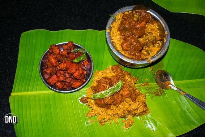 Andhra House Spl Biryani. Andhra house, Bejai, Mangalore- What tempts my Palate