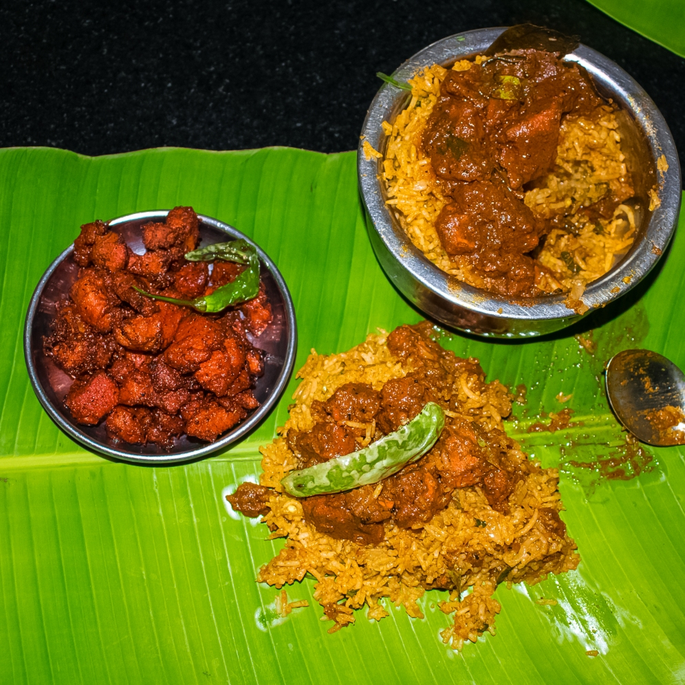 Andhra House Spl Biryani. Andhra house, Bejai, Mangalore- What tempts my Palate