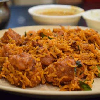 chicken 65 biryani at Parika, Marnamikatte, Mangalore - What tempts my palate