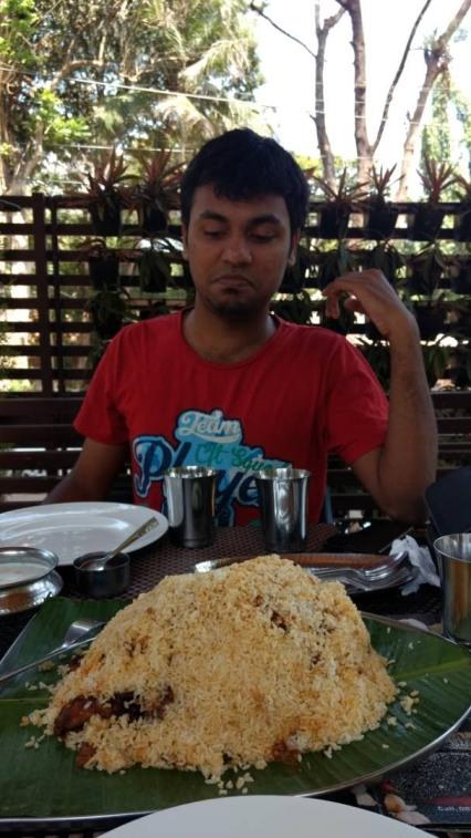 Khasak, Mangalore- What tempts my Palate