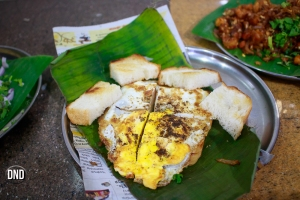 Egg Bullsey, Appu shets, Car street , Mangalore