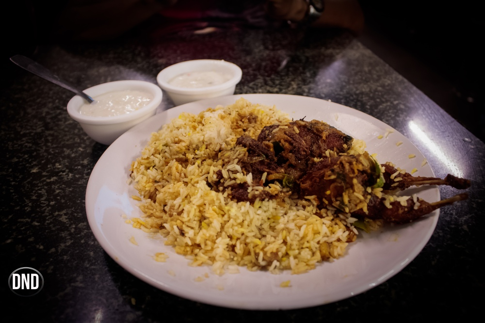 thalassery kada biryani at thalassery kitchen, bunder, ,Mangalore- What tempts my palate
