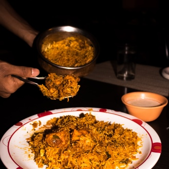 chicken tikka biryani at coconut grove, Bendoorwell, Mangalore - What tempts my Palate