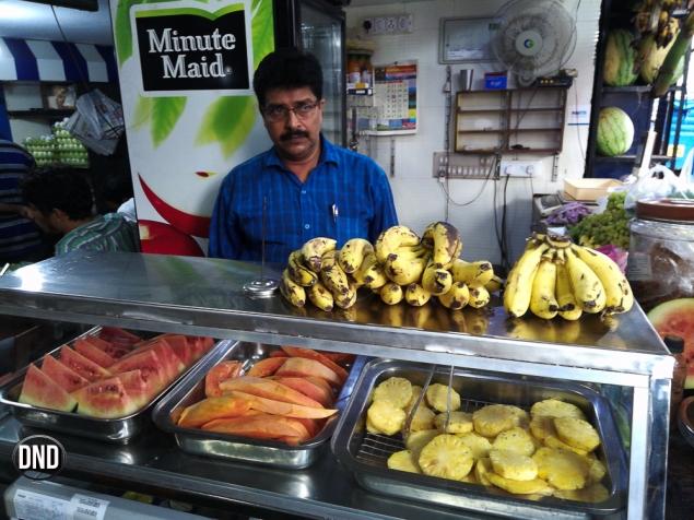 Appu shets , Car street , Mangalore