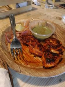 Malabar chicken at Pronto, Mangalore