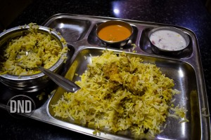 Prawns Biryani, Machali, Mangalore - What tempts my palate