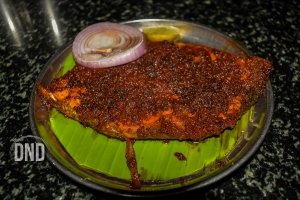 Anjal tawa fry, Machali, Mangalore - What tempts my palate