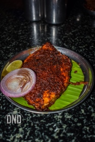 Anjal tawa fry at Machali, Mangalore - What tempts my palate