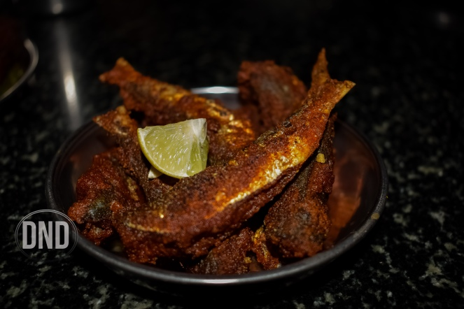 Taru Bhootai Fry, Machali, Mangalore - What tempts my palate
