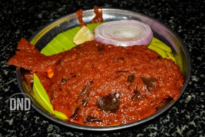 Manji masala fry at Machali, Mangalore - What tempts my palate