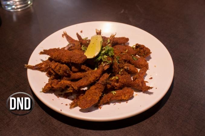 Maya deep fry Kollataru at Fish Garage, Mangalore - What tempts my palate