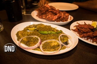 Anjal Green Masala at Fish Garage, Mangalore- What tempts my Palate