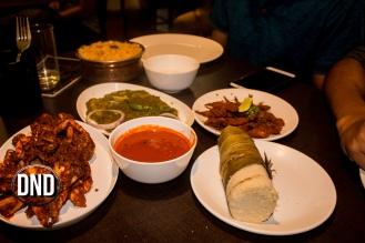 Moode with Bangude Panna Upkari at Fish Garage, Mangalore- What tempts my Palate