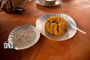 Tomato Rice, Halli Mane Rotties, Urwa, Mangalore - What tempts my Palate