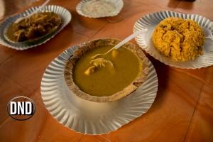 Chicken green Masala, Halli Mane Rotties, Urwa, Mangalore - What tempts my Palate