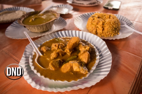 Chicken Roast, Halli Mane Rotties, Urwa, Mangalore - What tempts my Palate