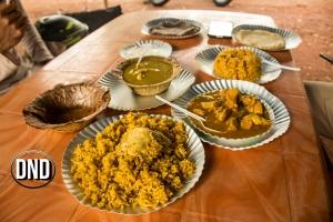 Chicken Donne Biryani, Halli Mane Rotties, Urwa, Mangalore - What tempts my Palate
