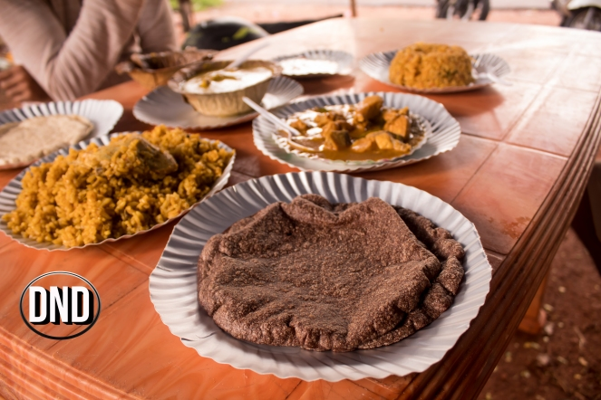 Ragi Rottie, Halli Mane Rotties, Urwa, Mangalore- What tempts my Palate