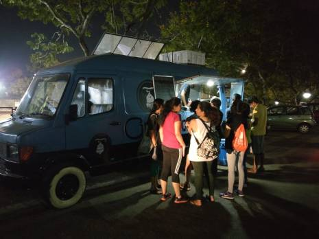 Grub Monkeys Food truck, Manipal -What tempts my Palate